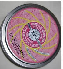 L'Occitane Rose Petals Ultra Rich Body Creme 25% Shea Butter New & Sealed