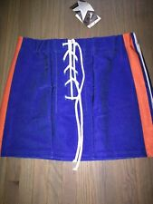 Miss fanatics University of Florida sport skirt, large new with tags