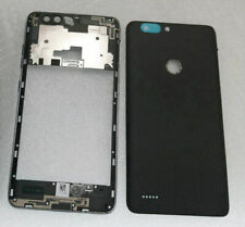 Black Housing Middle Frame+Battery Cover For ZTE Blade Z Max Z982