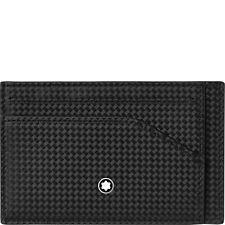 Custodia Tascabile con cerniera MONTBLANC Extreme 2.0 123956 credit card pelle