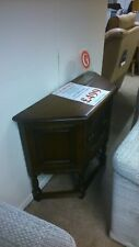 Wood Bros. Old Charm Canted Table Ex-Display