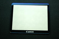 Canon 5D Mark II Outer TFT LCD Window With 3M tape and Anti reflective coating