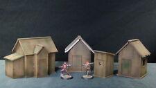 Ttcombat-Wild West scenics-wws013-des cabanes
