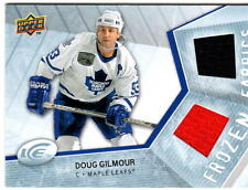 NHL TRADING CARDS --- Doug Gilmour --- Toronto Maple Leafs
