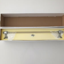 "Waterworks Opus 24"" Single Crystal Towel Bar CHROME  Style #: OPTB24  ***NIB***"