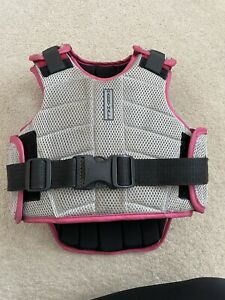 Harry hall Body Protector childrens Size Small