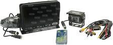"Cargo 161051 CCTV 7"" Colour Monitor Reversing Camera Kit 12-24v"