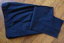 Pantalon ZARA polyester noir T: 46 +++++++++