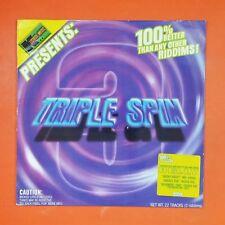 TRIPLE SPIN  VPKLRL 3116 LP Vinyl VG++ Cover VG+ K Licious REGGAE Dance1998