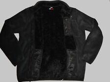32 Degree HEAT Lined Sweater Jacket Coat  Full Zip Charcoal Black XXL New