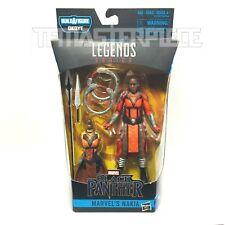 Marvel Legends Black Panther Marvel's NAKIA BAF Okoye Action Figure