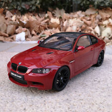 Collectibles Kyosho 1:18 Scale Alloy Diecast Model BMW E92 M3 Coupe - Red