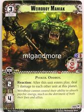 Warhammer 40000 Conquest LCG - Weirdboy Maniak  #060 - Base Set