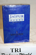 JAIPUR HOMME Boucheron Eau de Parfum Spray 3.4 oz. Original Vintage Sealed