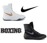 Nike Machomai 2 Boxing Shoes Boxstiefel Boxen Schuhe Boxschuhe