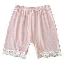 Toddler Teen Children Kids Baby Girls Lace Safety Pants Shorts Underwear Summer