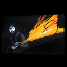 The Thing 28x16 Oil Painting,NOT print or poster,framing avail. Carpenter Hawkes