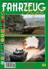 FAHRZEUG Profile 84 Die Schweizer Panzerbrigade 11 - Strike hard and win