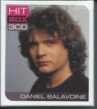 Daniel Balavoine Hit Box 3 CD NEUF sous cellophane