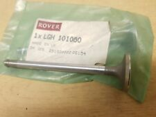 ROVER INLET VALVE  LGH101060 ( New Genuine  ROVER)