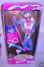 #5970 Mattel Super Gymnast Barbie Doll Foreign Edition