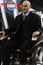 CGL TOYS MF01 1/6 MF-Series: Professor Charles Francis Xavier w/ Wheelchair