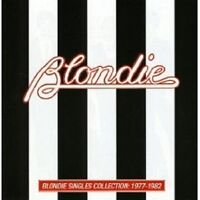 "BLONDIE ""BLONDIE SINGLES COLLECTIO 1977-1982"" 2 CD NEU"
