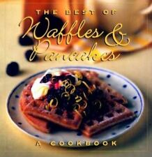 The Best of Waffles & Pancakes 1994 Cookbook Cook Book Recipes HC Breakfast Exce