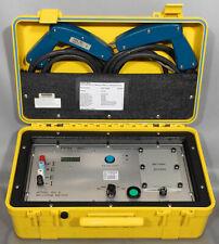 Tegamppm R1l E Portable Ohmmetermilliohm Meter 1 Micro Ohm To 20 Ohms Withprobes