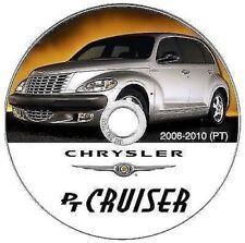 Chrysler PT Cruiser (2006-2010) manual de taller reparación manual