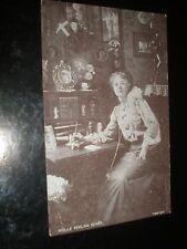 More details for old postcard ballet star adelina genee c1900s