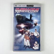 PSP UMD Video; Submarine 707 Revolution The Movie