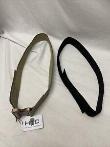 HTC Tactical Cobra High Threat Concealment Coyote Tan Belt Small + Under belt