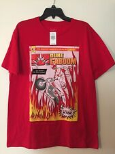Toy Story 4 Duke Caboom Disney T-Shirt New! Size L