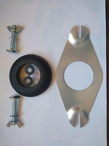 Close Coupling Kit Toilet WC Pan Cistern Fixing Doughnut Donut Washer