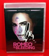 Romeo is Bleeding (1993) Twilight Time Blu Ray Gary Oldman, Lena Olin- BRAND NEW
