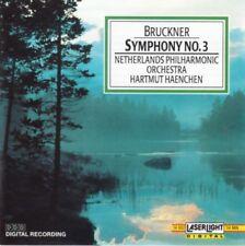 Anton Bruckner - Symphony No. 3 (Harmut Haenchen) CD