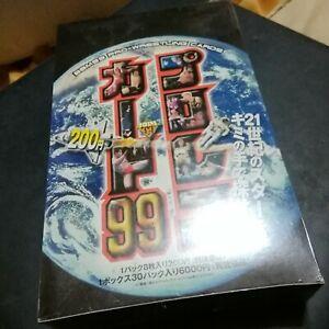 Japanese wrestling 1999 BBM sealed box 30 packs japan