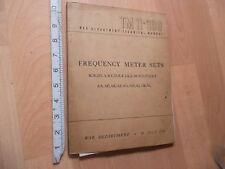 War Department Technical Manual July 1944 plus bonus suppliment