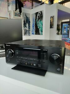 PIONEER SC-LX87 11.2 RECEIVER/ SLIGHT DAMAGE/ STILL WORKS WITH ALL ACCESSORIES