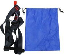 Lukher Climbing Harness - Protect Leg Waist Wider Safe Seat Belts