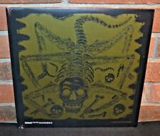 THE OFFSPRING - Ixnay on the Hombre, Ltd 180G OPAQUE GOLD VINYL LP Gold Foil NEW