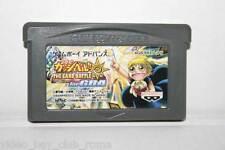 KONJIKI NO GASHBELL!! THE CARD BATTLE FOR GBA GIOCO USATO GBA JAP CARTUCCIA GS1