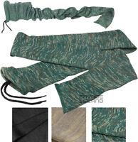 """Silicone Treated Gun Sock 52"""" Rifle/Shotgun Shooting Oil Air Bag Slip Cover"""