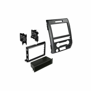 AMERICAN INTERNATIONAL Single/Double DIN Kit for 2009-2014 Ford F-150 | FMK526