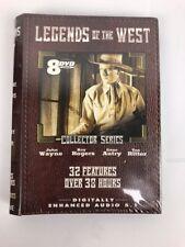 Legends of the West Vol 5 DVD, John Wayne Roy Rogers Gene Autry Tex Ritter