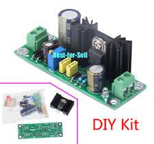 AC-DC LM317 Adjustable Regulated Single Power Supply Module Board DIY Kits 1.5A