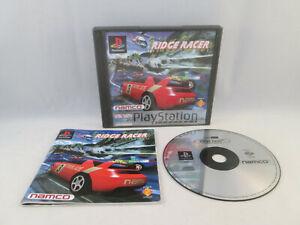 Sony Playstation 1 PS1 - Ridge Racer Platinum
