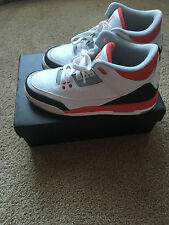 Retro 3 Fire Red