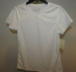 Women's New Balance Endurance White Tec Shirt New X-LARGE